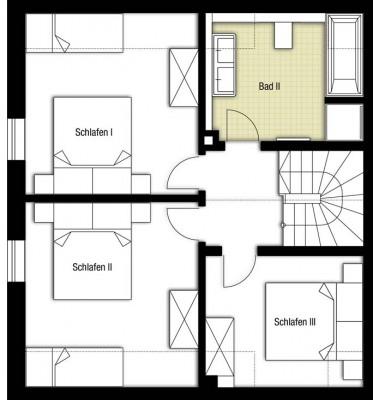 Apartment Stolpen Obergeschoss