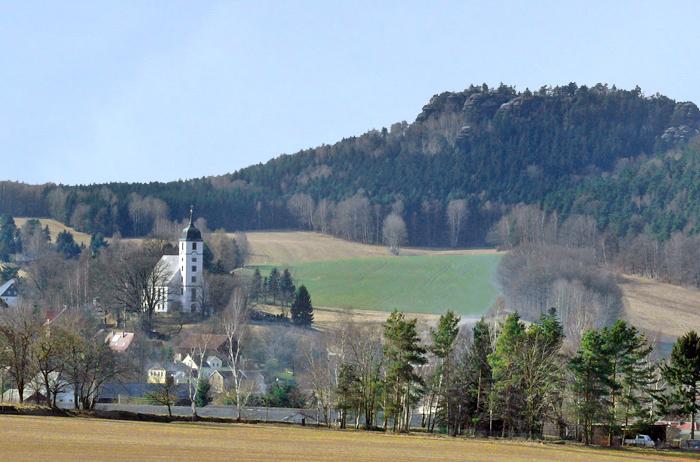 Dorfkirche Papstdorf
