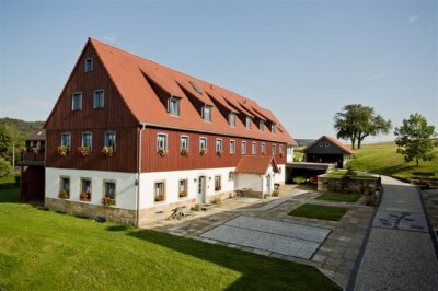 Pension & Ferienwohnungen Bauernhaus Vetter in Papstdorf - Sächsische Schweiz