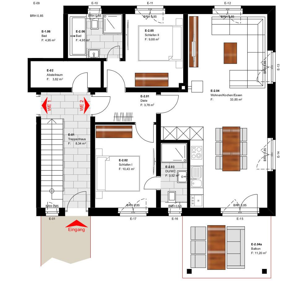 Apartment Heilige Stiege