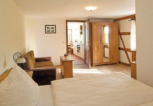 Ferienwohnung Kornkammer - für 2 Personen und 2 Aufbettungen geeignet