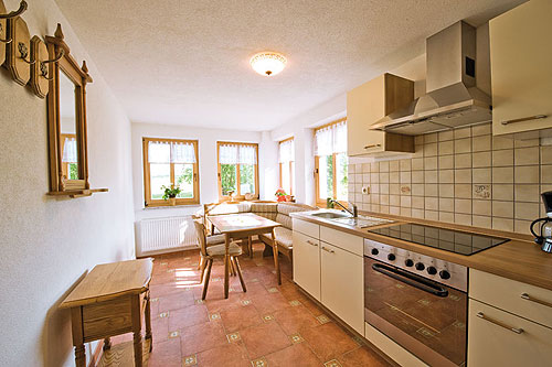 Küche Kornkammer